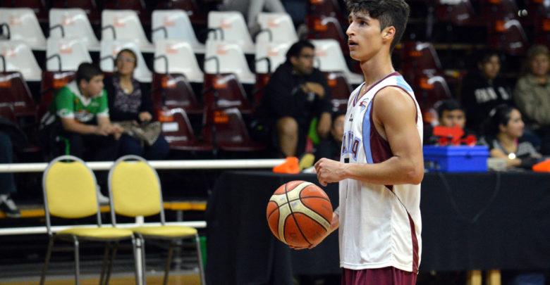 Facundo Dellavalle, Tancacha, CARIB, Salta Basket