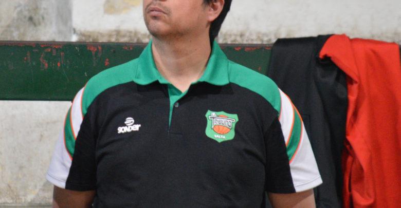 Juan Krogslund DT El Tribuno Basquet