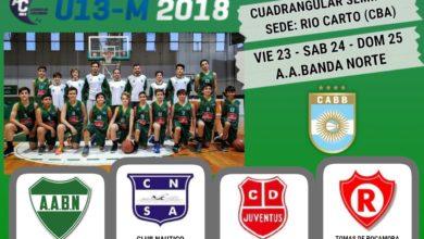 Semifinal Nacional Sub13