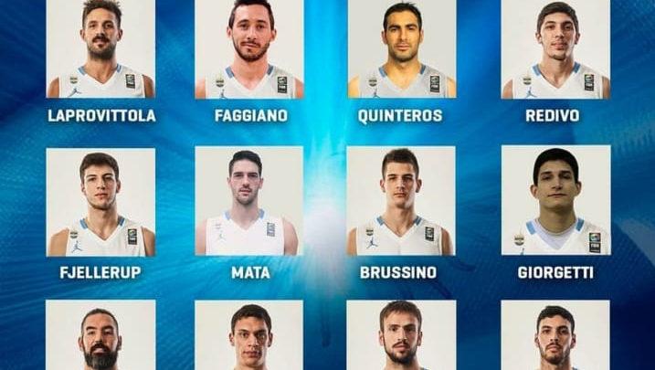 Seleccion argentina de básquebol