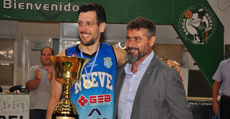Leandro Conti y Mario Ontivero