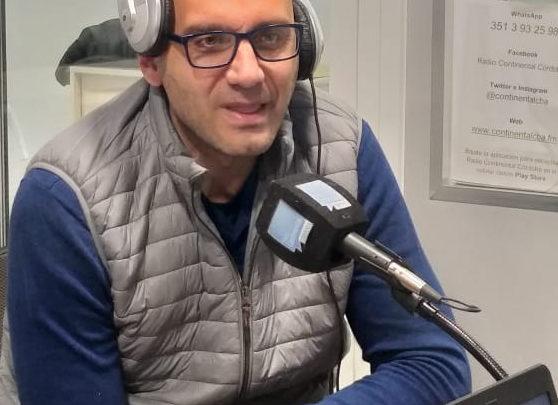 Diego Lo Grippo en Continental Córdoba