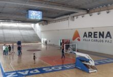 Arena de Villa Carlos Paz