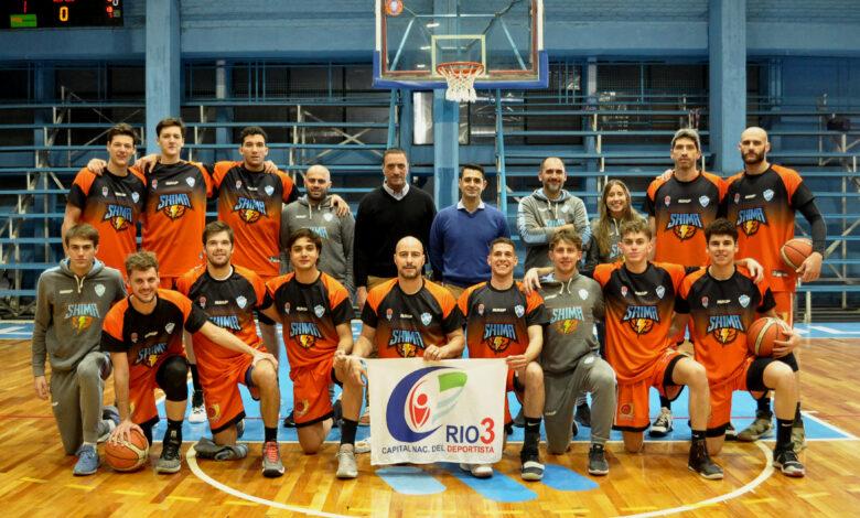 El equipo de 9 de Julio de Río Tercero