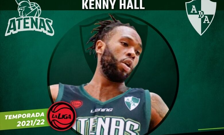 Kenny Hall